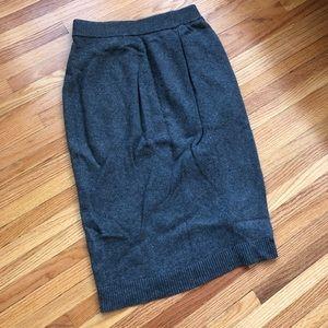 Banana Republic Skirts - Banana Republic Italian Yarn Sweater Skirt